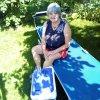 Frau Pilar-Reicherz hat den Klarstein Big Picknicker getestet
