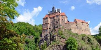 Burg Kriebstein – Die schönste Ritterburg Sachsens © Andreas Schmidt